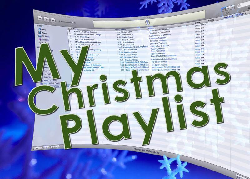My Christmas Playlist copy