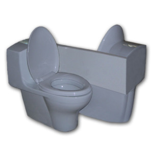 2 person toilet