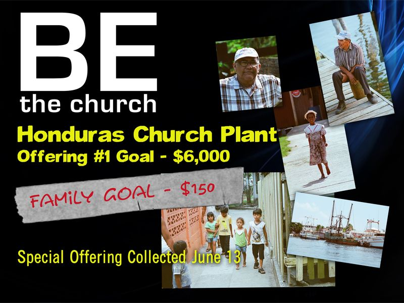 Be the church honduras copy