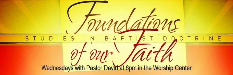 Foundations of faith copy