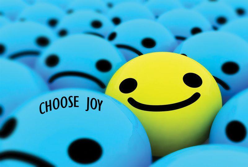 Choose joy small copy