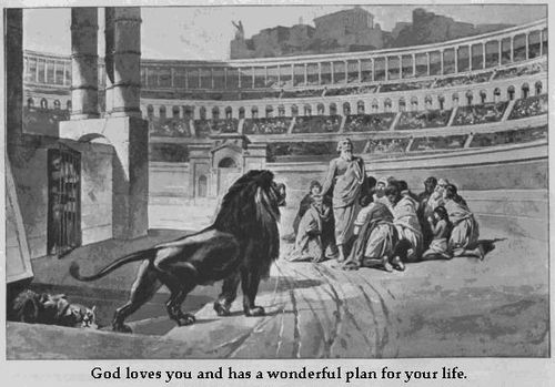 God loves you and has a wonderful plan