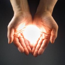 Hands light