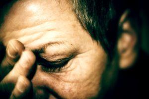 Grieving-stress