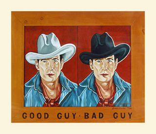 Good guy bad guy