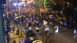 Boston celebrates