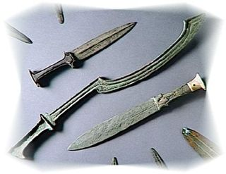Egyptian-swords