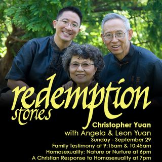 Redemption christopher family email