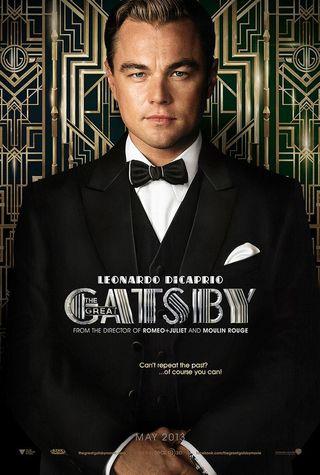 Leonardo dicaprio the great gatsby