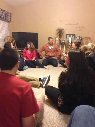 Home small group