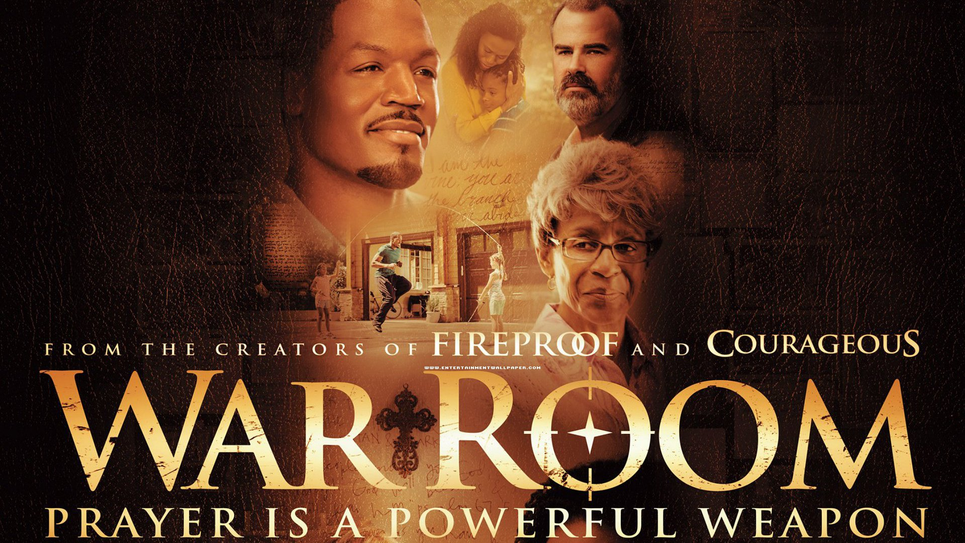 davidtarkington MOVIE REVIEW War Room by the Kendrick