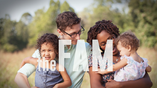 The fam large app