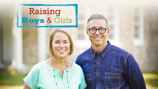 Raising boys and girls app big