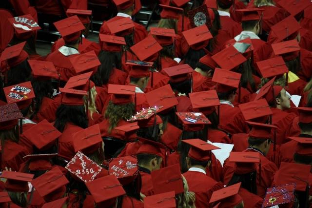 Graduates-graduation-cap-and-gown