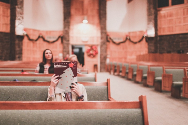 Magazine-person-church