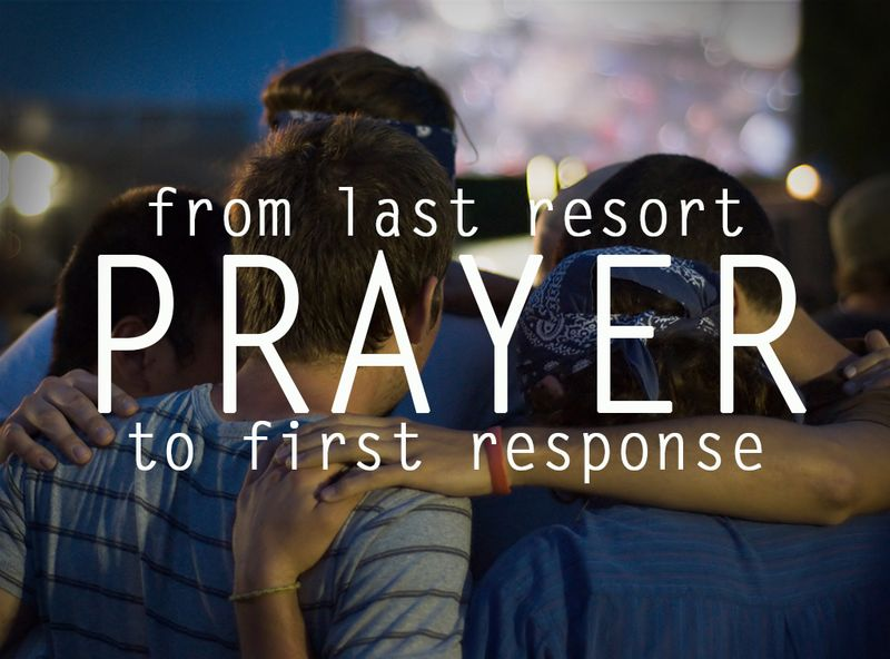 PRAYER SUMMER 2015