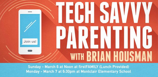 Tech savvy parenting web banner