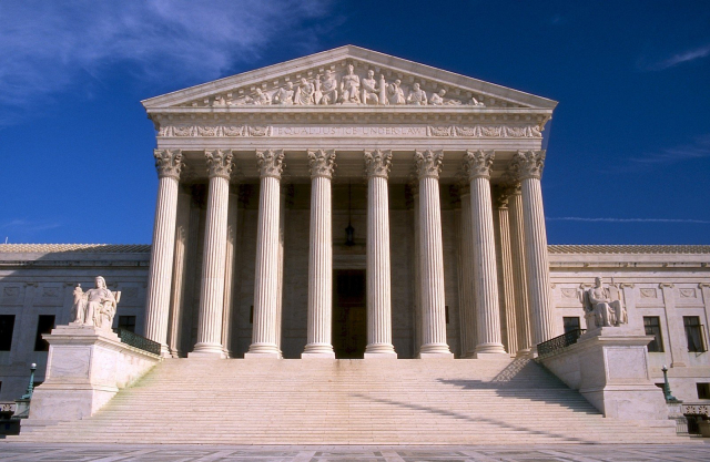 Supreme-court-building-usa-washington-front