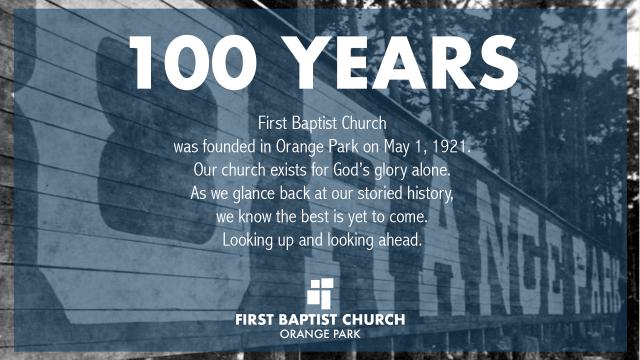 Fbcop 100 years